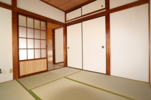 Using a carpet over your tatami mats
