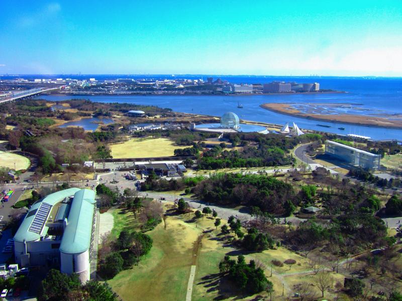 画像葛西臨海公園(Kasai Rinkai park)