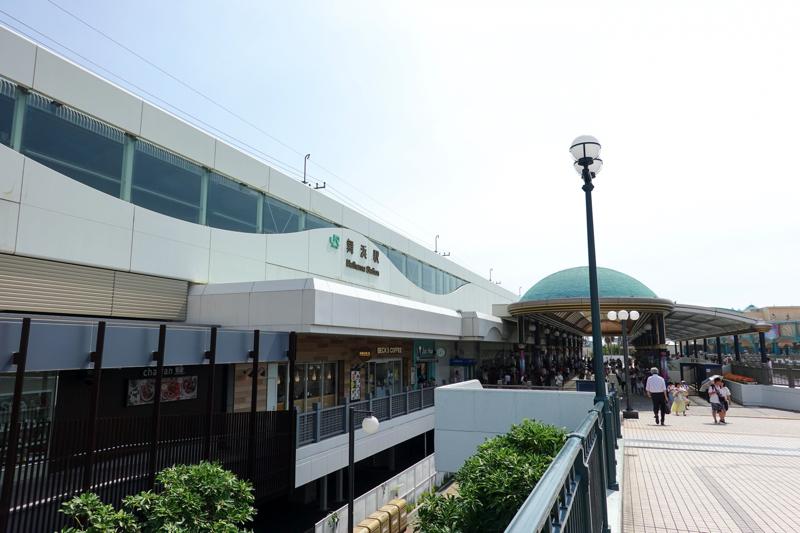 画像幕張駅